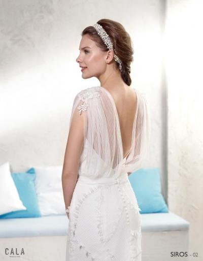 Cala Brides From Ibiza Trouwjurk Siros#1136