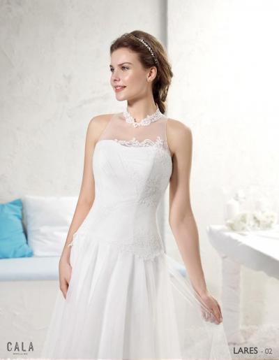 Cala Brides From Ibiza Wedding Dress Lares#1152