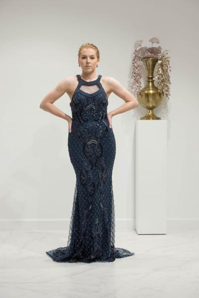 Chic & Holland Evening wear HF1240#28405