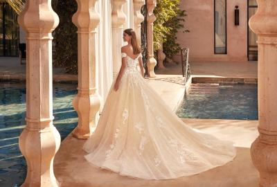 Demetrios Weddingdress RE 1113#32669