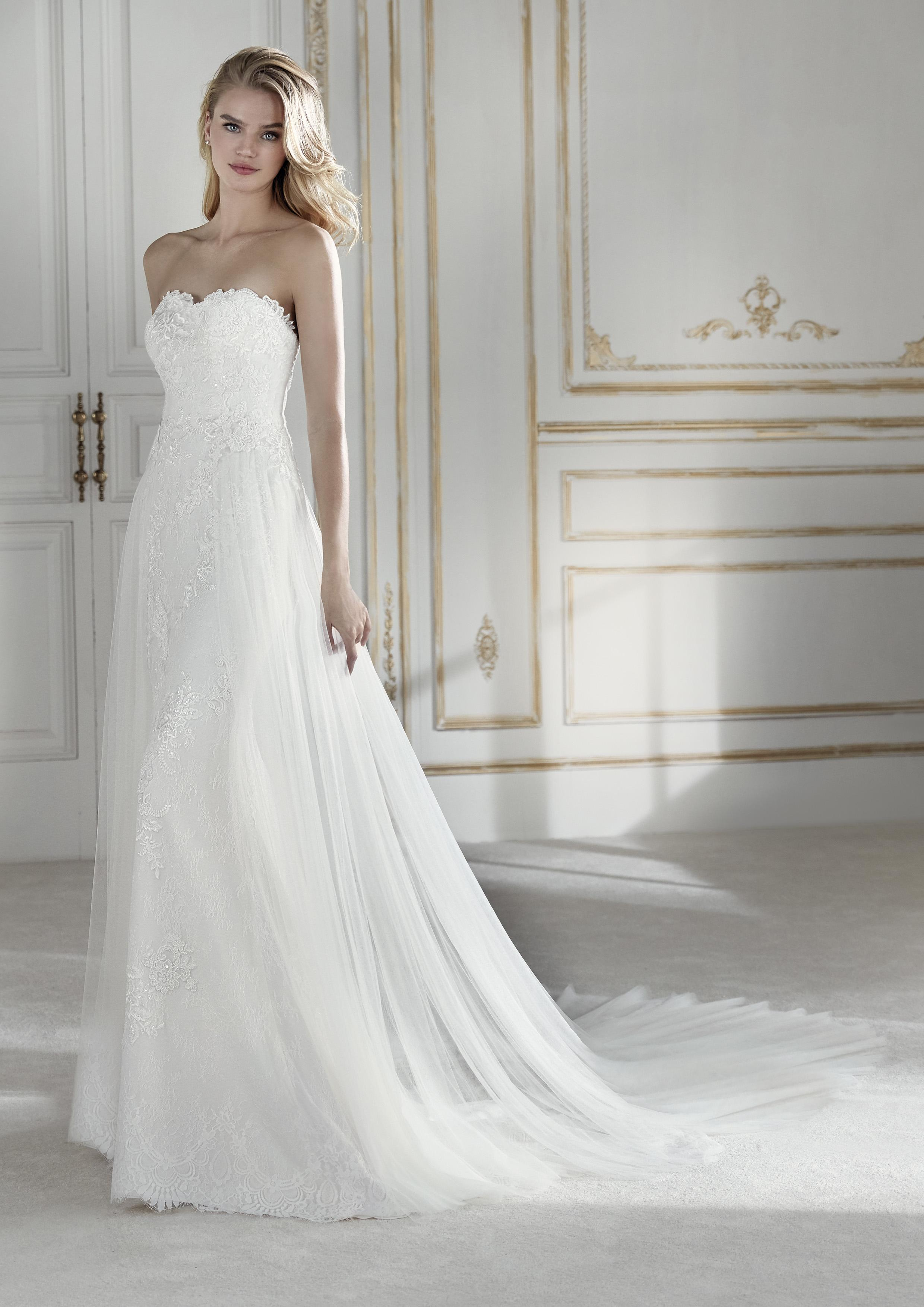 La Sposa Pronovias Wedding Dress Parker#3746