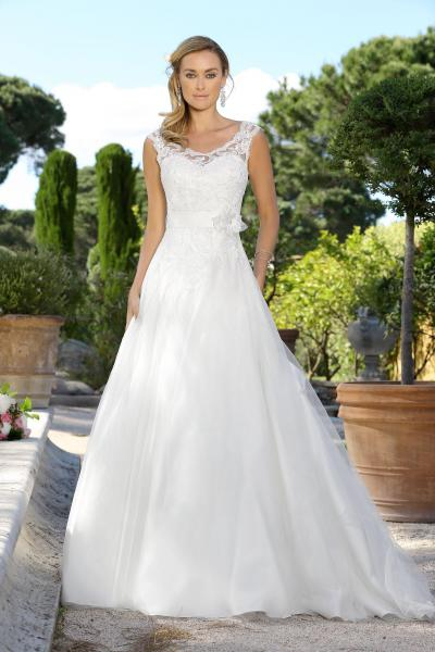 Ladybird Wedding Dress 317048 (niet leverbaar)#4091