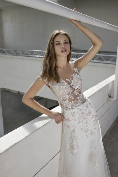 Le Papillon by Modeca Trouwjurk Essenza#7287