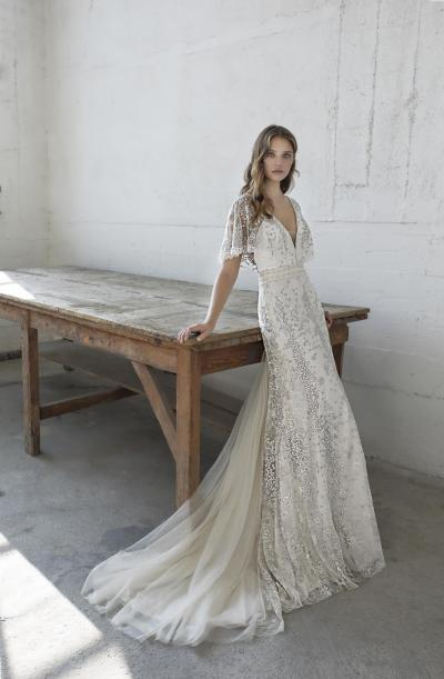 Le Papillon by Modeca Wedding Dress Eden#32967
