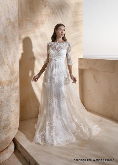Le Papillon by Modeca Wedding Dress Hanna#26491