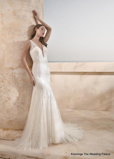 Le Papillon by Modeca Wedding Dress Harbour#26498