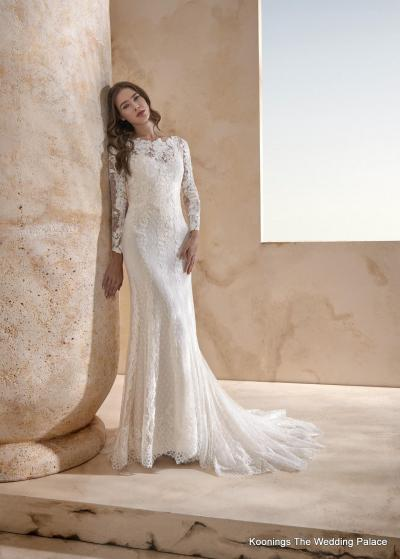 Le Papillon by Modeca Wedding Dress Harriet#26494