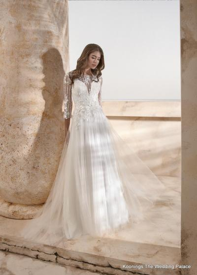 Le Papillon by Modeca Wedding Dress Holmes#29253