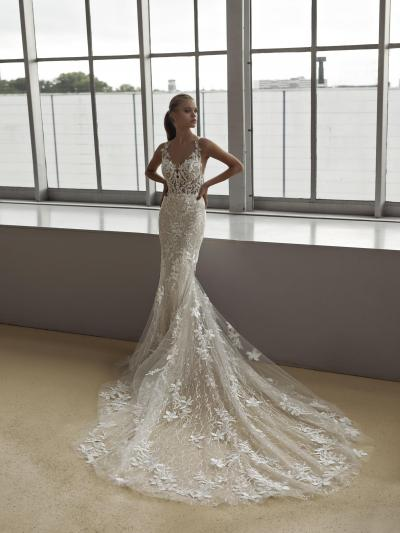 Le Papillon by Modeca Weddingdress RE Libby#32761