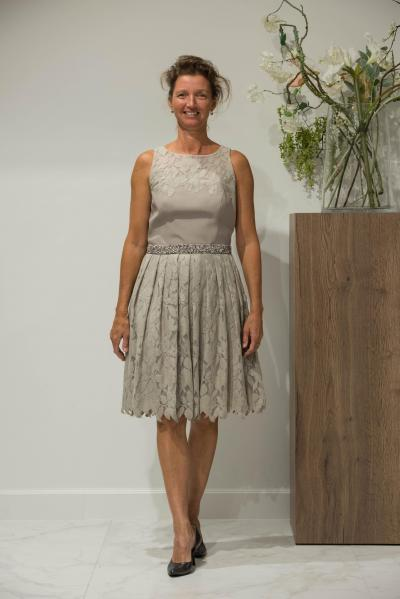 Linea Raffaelli Avondkleding 151-141-01 Dress#20303