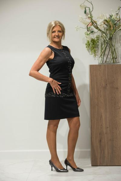 Linea Raffaelli Avondkleding 171-217-01 Dress#20511