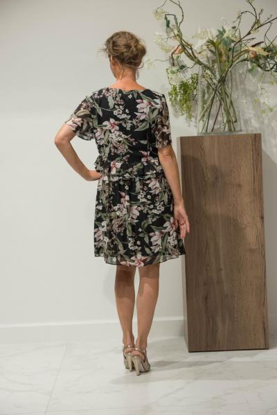 Linea Raffaelli Avondkleding 191-207-01 Dress#25852