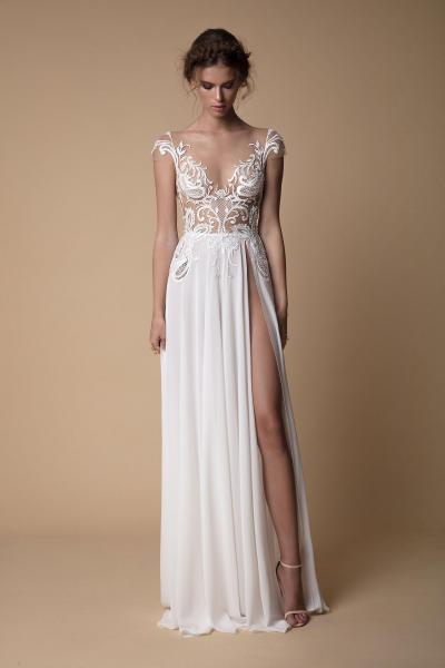 Muse by Berta Wedding Dress Bernice 18-33#1084