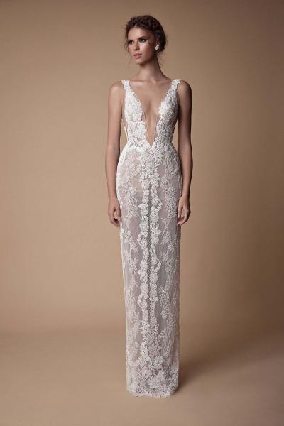 Muse by Berta Wedding Dress Beverly 18-36#1091