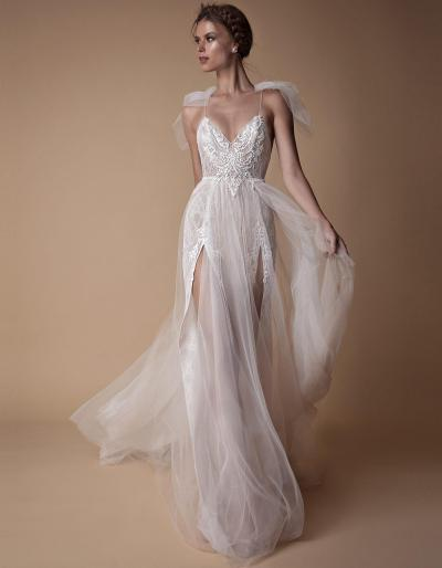 Muse by Berta Wedding Dress Blanka 18-42#1093