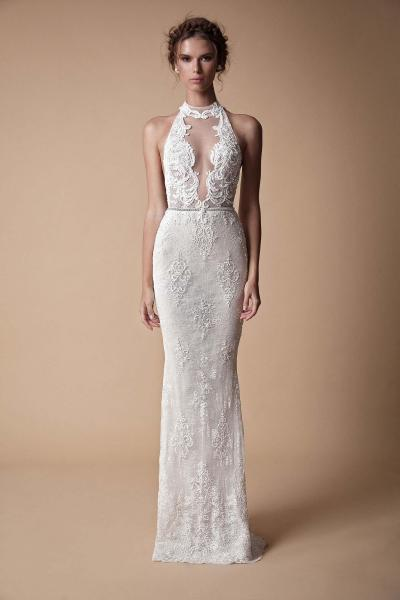 Muse by Berta Wedding Dress Brianna 18-40#1094