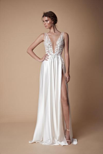 Muse by Berta Wedding Dress Brooke 18-38#1086