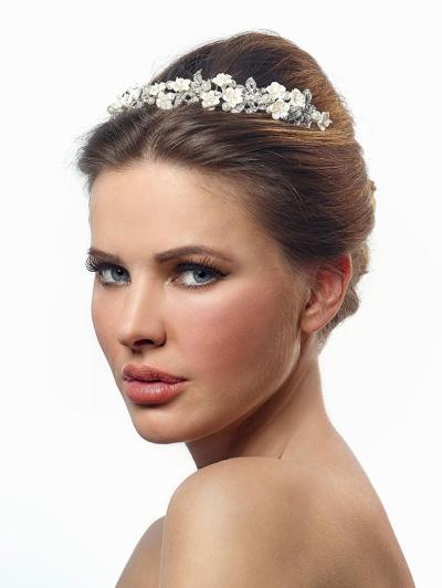 Poirier Accessories bride BB-636 Hair accessories / K19M1 / E19 +#23909