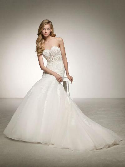 Pronovias Fashion Group Trouwjurk Diosa (niet leverbaar)#9814