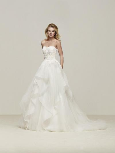 Pronovias Fashion Group Trouwjurk Draval#9765