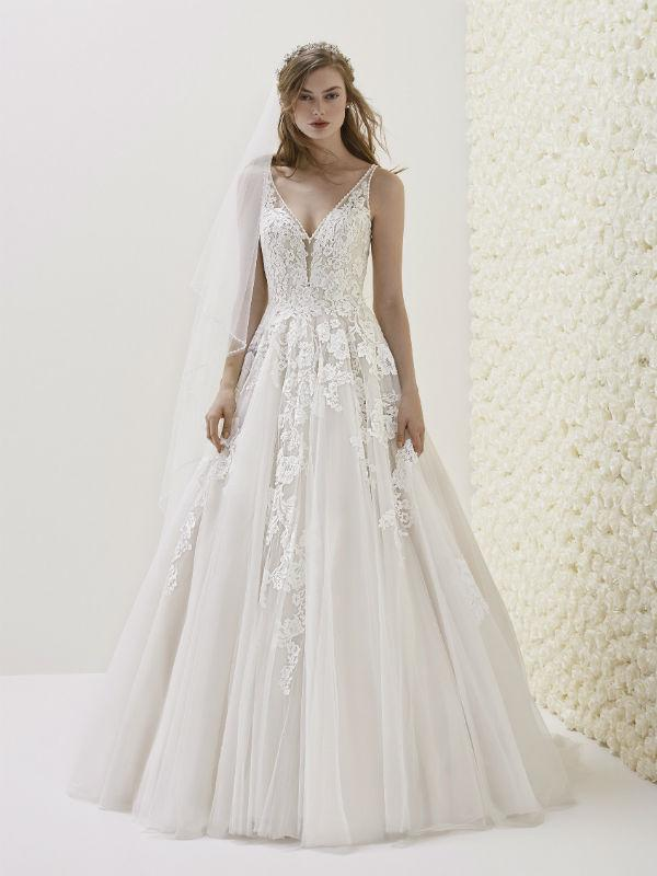 Pronovias Fashion Group Trouwjurk Elsira#9856
