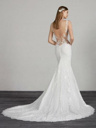 Pronovias Fashion Group Trouwjurk Morocco#9872