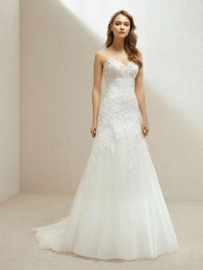 Pronovias One Wedding Dress Valle#9859