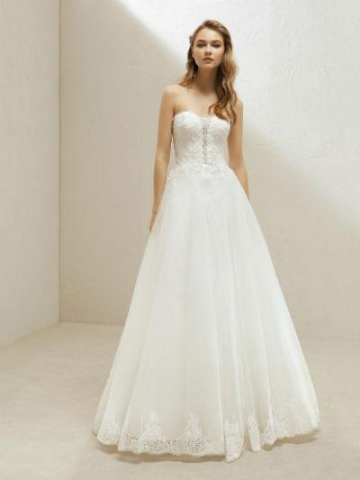 Pronovias One Wedding Dress Vasil#9888