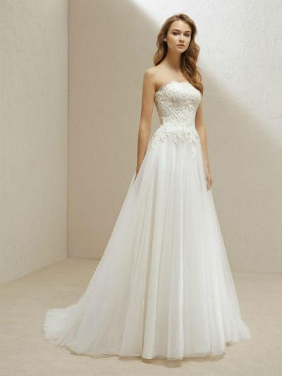 Pronovias One Wedding Dress Velada#9898