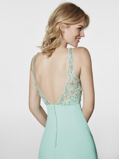Pronovias The Party Edit Avondkleding Green#9787