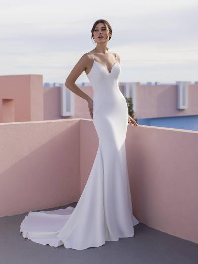 White One by St. Patrick Trouwjurk Arvensa#32389